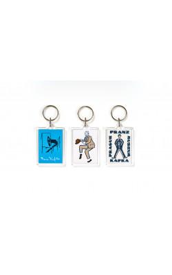 Set of keyfobs