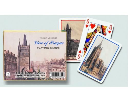 Playing cards Old Prague