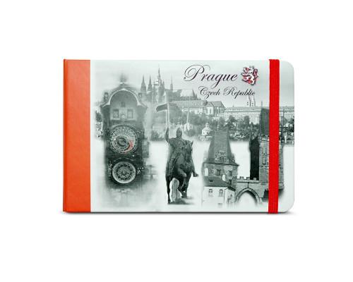 Blankbook Prague Retro