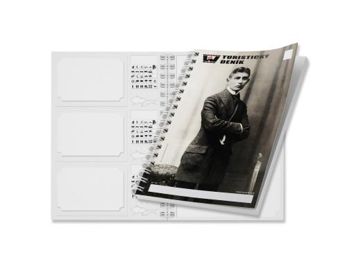 Travel diary Kafka