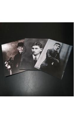Postcard set Kafka I.