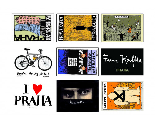 Set of matches (Kafka and Prague)