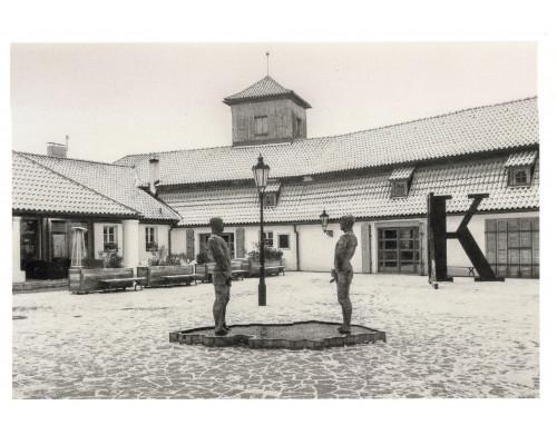 Postcard Franz Kafka Museum