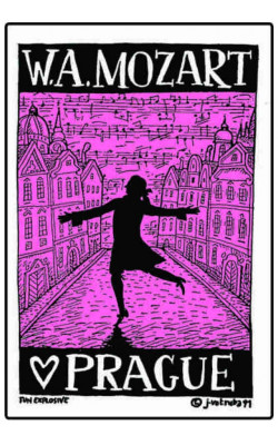 Poster Mozart