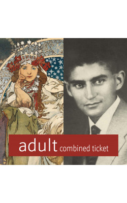 Mucha & Kafka Museum combined ticket