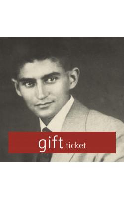 Franz Kafka Museum - Gift ticket